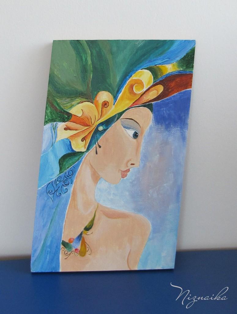 tablou lemn